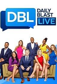 Al Jackson, Jeff Schroeder, Samantha Schacher, Tory Shulman, Stefanie Rycraft Jones, Erica Cobb, and Lindsey Granger in Daily Blast Live (2015)