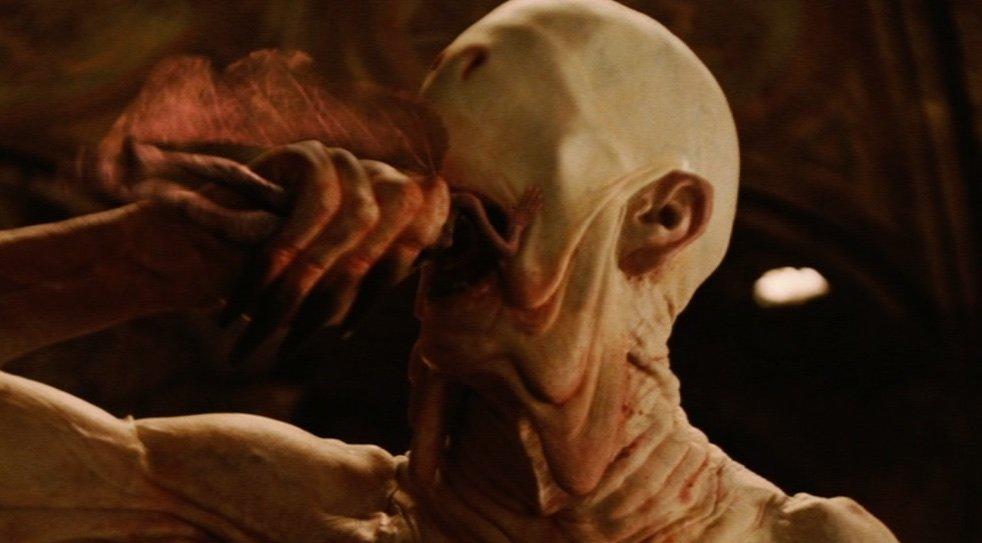 Doug Jones in El laberinto del fauno (2006)