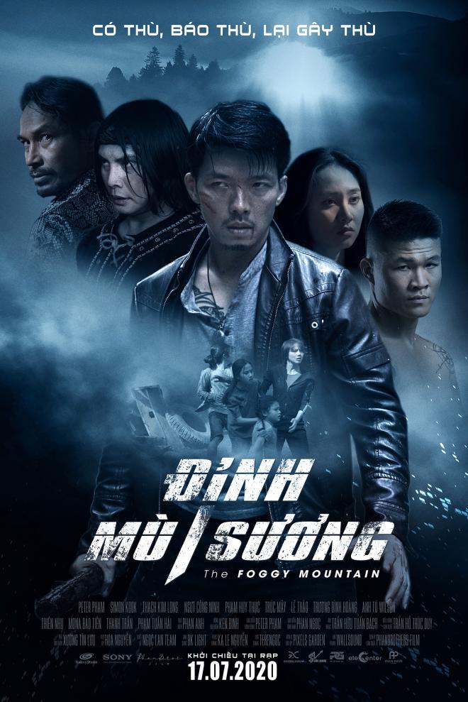Phim Đỉnh Mù Sương - Dinh Mu Suong (2020)