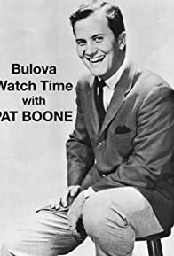 Primary photo for Bulova Watch Time with Pat Boone