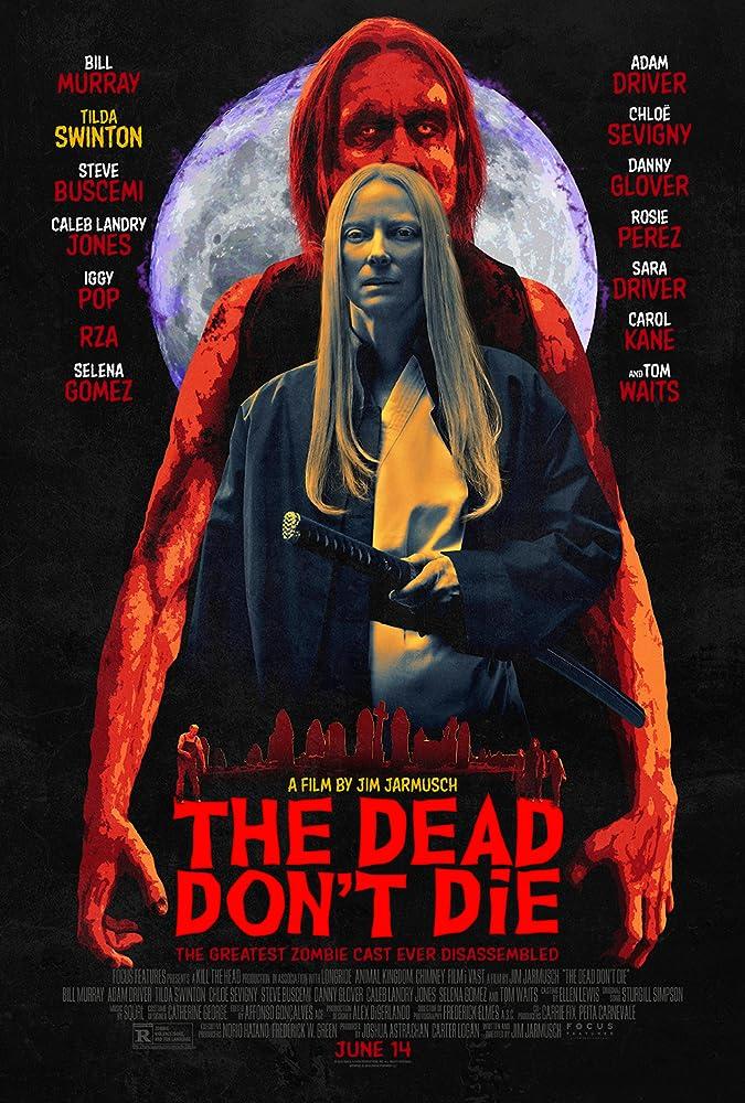 Iggy Pop and Tilda Swinton in The Dead Don't Die (2019)