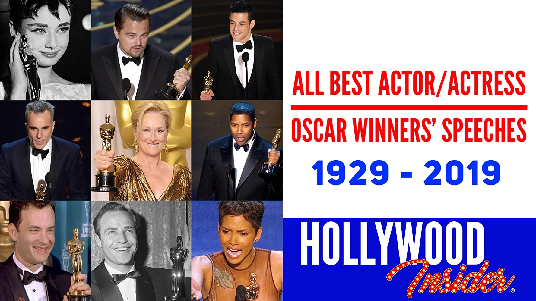 A Tribute to the Academy Awards: All Best Actor/Actress