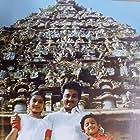 Kamal Haasan and Mahanadhi Shobana in Mahanadhi (1994)