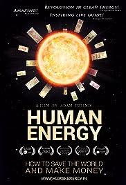 Human Energy Poster