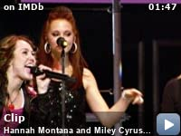 Hannah Montana and Miley Cyrus: Best of Both Worlds Concert -- Clip: Best of Both Worlds, post