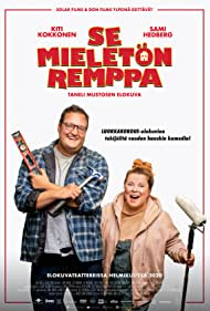 Kiti Kokkonen and Sami Hedberg in Se mieletön remppa (2020)