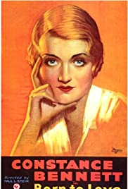 Born to Love (1931) Poster - Movie Forum, Cast, Reviews