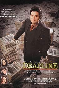 Lili Taylor, Bebe Neuwirth, Oliver Platt, and Tom Conti in Deadline (2000)