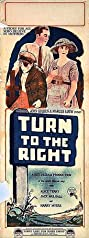 Turn to the Right (1922) Poster