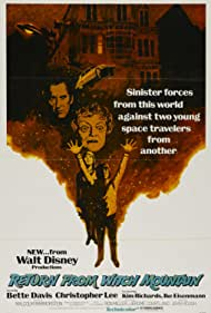 Return from Witch Mountain (1978) Poster - Movie Forum, Cast, Reviews