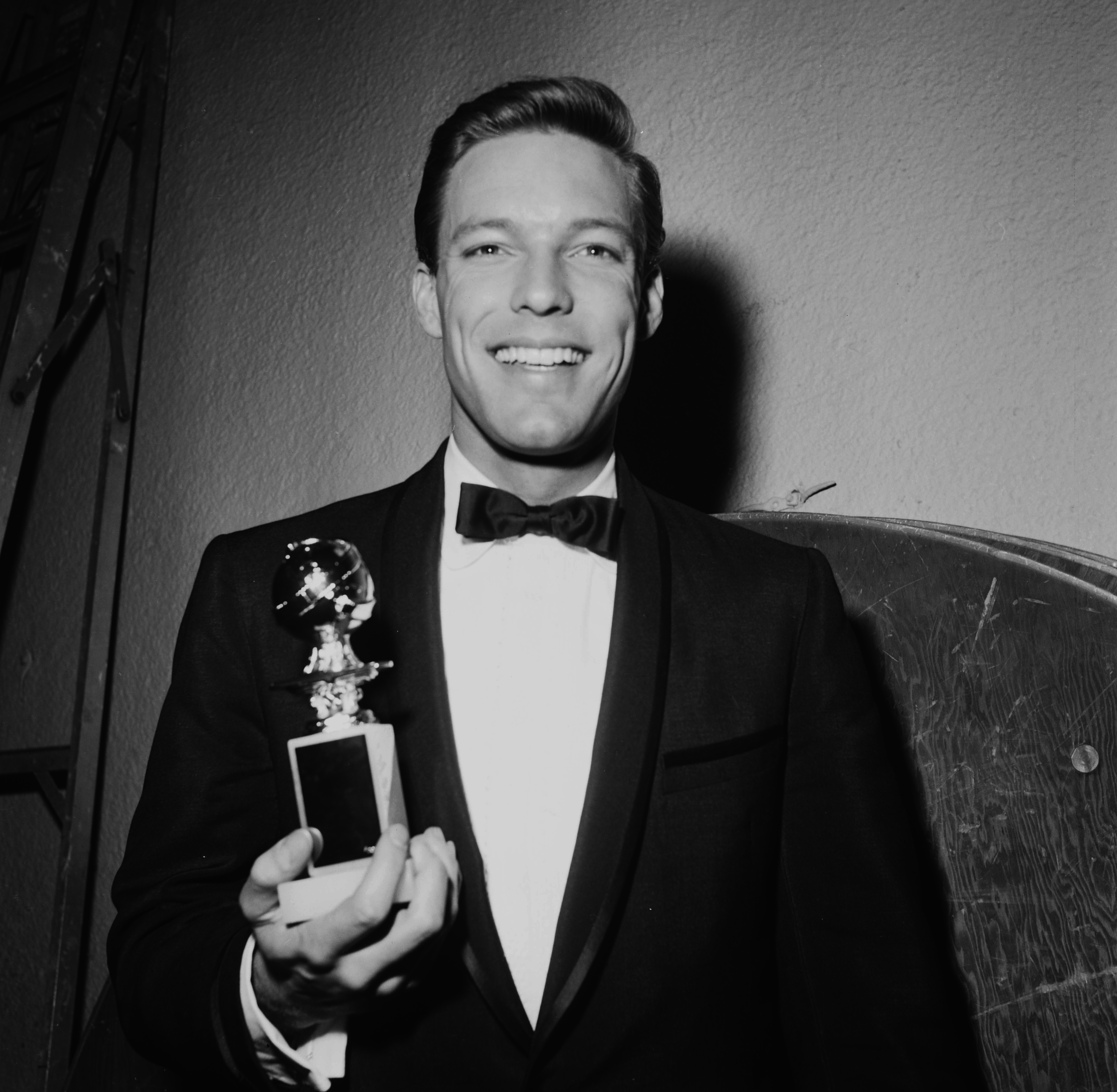 Richard Chamberlain at an event for Dr. Kildare (1961)