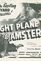 Night Plane to Amsterdam