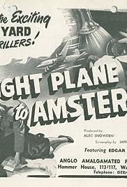 Night Plane to Amsterdam Poster