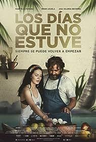 Martín Altomaro and Ana Valeria Becerril in Los Dias Que No Estuve (2021)