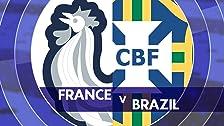 Francia contra Brasil