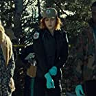 Dominique Provost-Chalkley, Shamier Anderson, and Katherine Barrell in Wynonna Earp (2016)