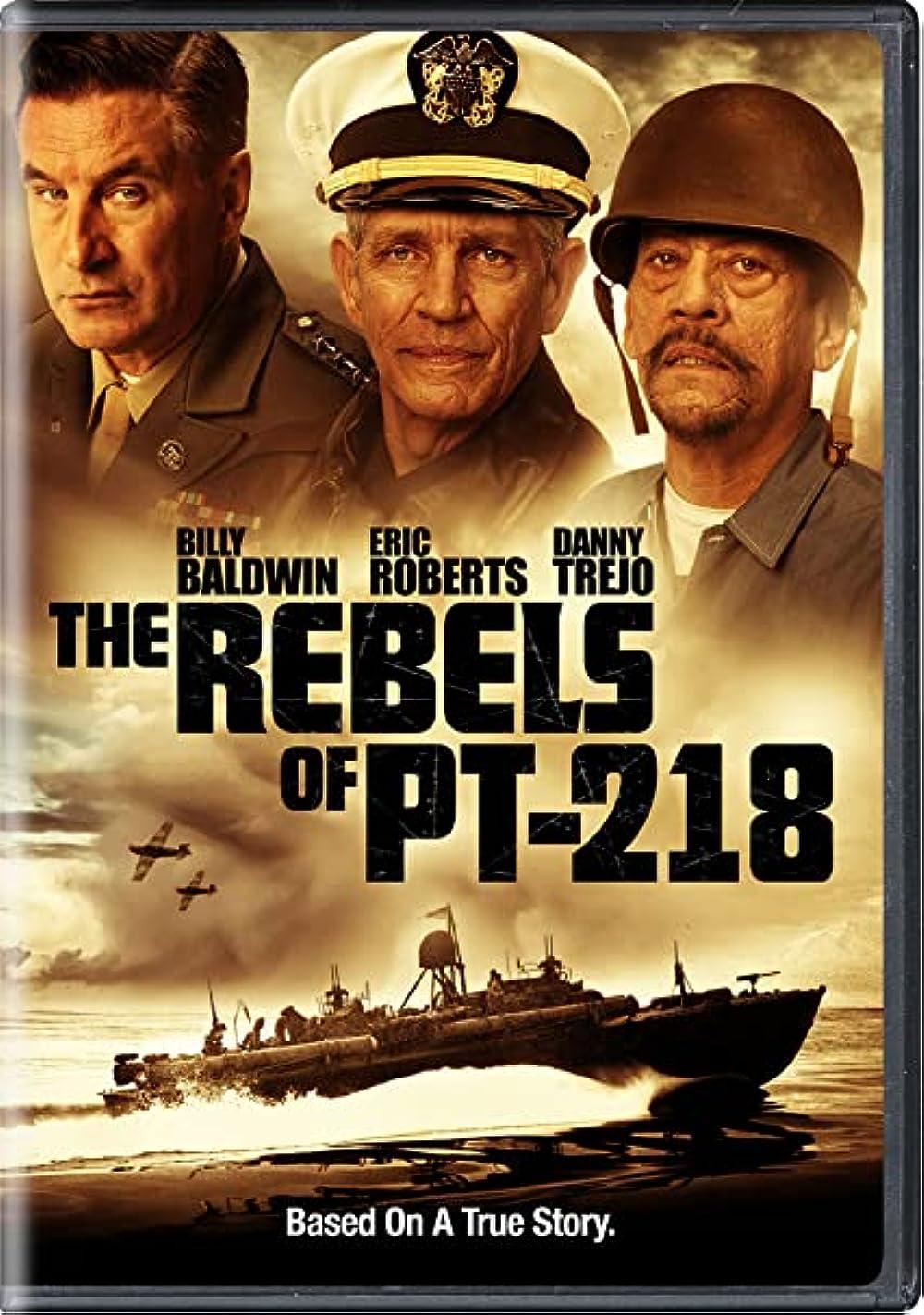 The Rebels of PT-218 2021 English 720p HDRip ESub 800MB Download