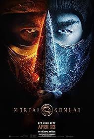 Hiroyuki Sanada and Joe Taslim in Mortal Kombat (2021)