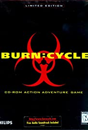 Burn: Cycle Poster