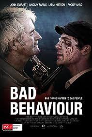 John Jarratt and Lindsay Farris in Bad Behaviour (2010)