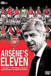 Arsenal - Arsène's Eleven Poster