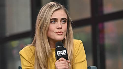 BUILD: Melissa Roxburgh Stresses the Importance of Getting Out of Your Bubble