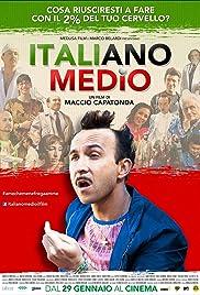 Italiano medio Poster
