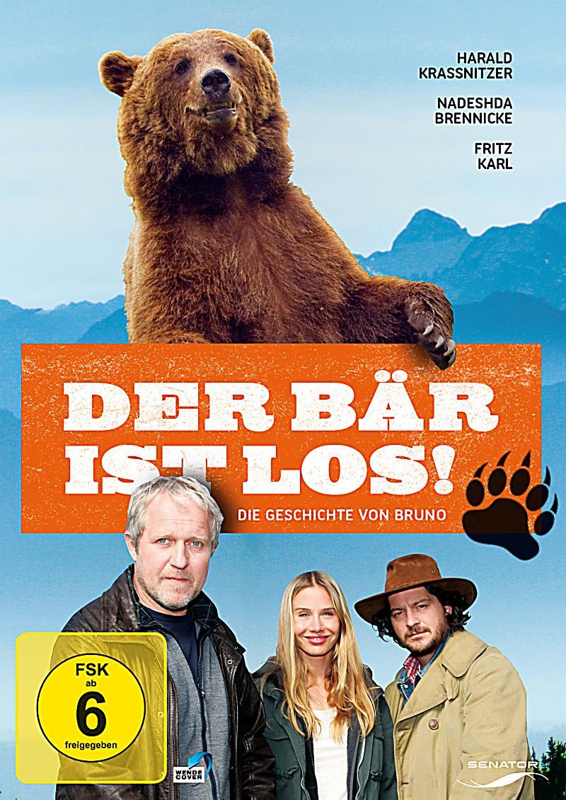 Der Bär ist los! Die Geschichte von Bruno (2009)
