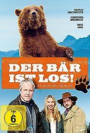 Der Bär ist los! Die Geschichte von Bruno Poster