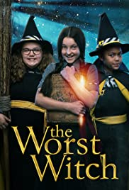 The Worst Witch Poster