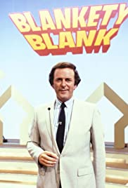 Blankety Blank Poster - TV Show Forum, Cast, Reviews