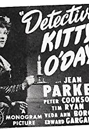 Detective Kitty O'Day Poster