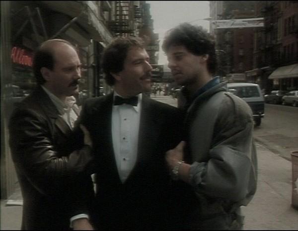 Andrew Clarke in The Saint in Manhattan (1987)