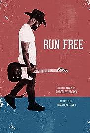 Run Free Poster