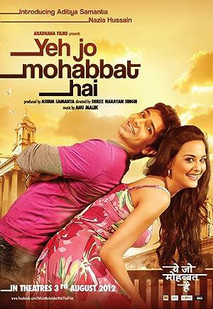 Yeh Jo Mohabbat Hai movie, song and  lyrics