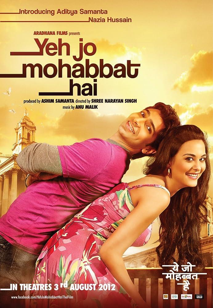 Yeh Jo Mohabbat Hai (2012) Hindi