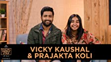 'Estrella de las redes sociales con Janice' E01: Vicky Kaushal y Prajakta Koli