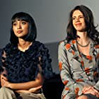 Kalki Koechlin and Sayani Gupta at an event for Margarita with a Straw (2014)