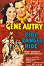 Gene Autry, Kay Hughes, and The Tennessee Ramblers in Ride, Ranger, Ride (1936)