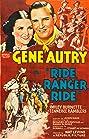 Ride, Ranger, Ride (1936) Poster