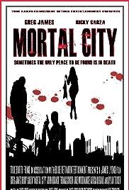 Mortal City Poster