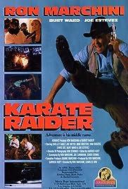Karate Raider Poster