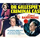 Lionel Barrymore, Donna Reed, Van Johnson, and Marilyn Maxwell in Dr. Gillespie's Criminal Case (1943)