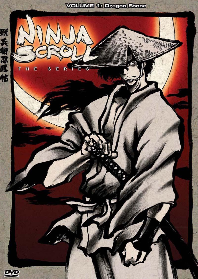 Ninja Scroll: The Series (TV Series 2003– ) - IMDb