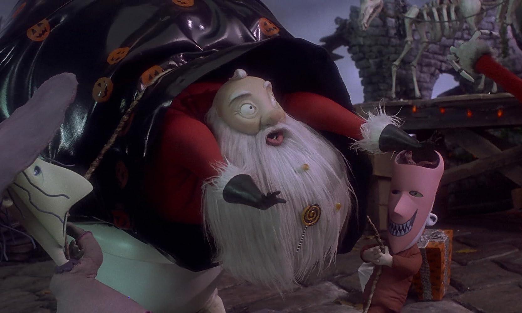 Vote Your Favorite Santa Claus