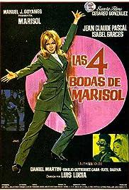 Las 4 bodas de Marisol Poster