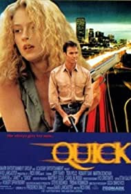 Jeff Fahey and Teri Polo in Quick (1993)