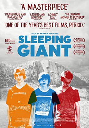 Movie Sleeping Giant (2015)