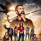 F. Murray Abraham, David Hornsby, Rob McElhenney, Charlotte Nicdao, Imani Hakim, Jessie Ennis, Danny Pudi, and Ashly Burch in Mythic Quest: Raven's Banquet (2020)