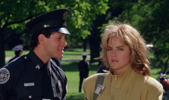 Image result for police academy 4